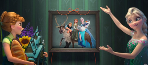 Frozen Fever Screencaps