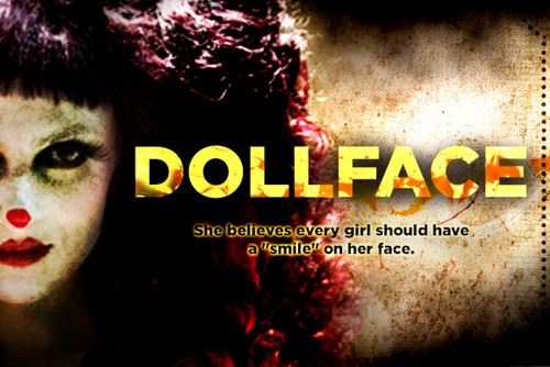 Scary Clowns wallpaper possibly containing anime titled Funhouse Massacre Dollface Candice DeVisser