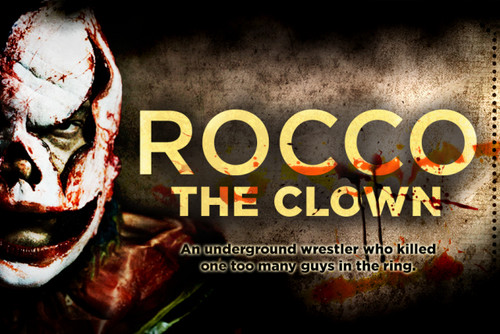 Pennywise Hintergrund: Horrorfilme Bilder Funhouse Massacre Mars Crain As Rocco