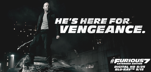 Fast and Furious wallpaper possibly containing a street called Furious 7 - Deckard Shaw