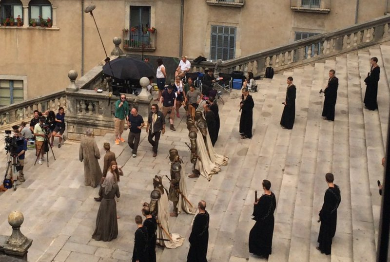 Game of Thrones - Season 6 - Filming