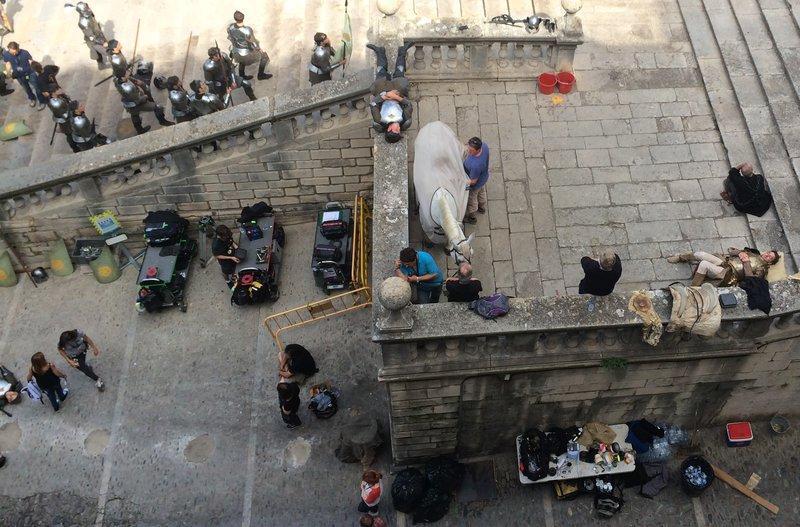 Game of Thrones - Season 6 - Filming