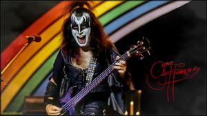 Gene ~Los Angeles, California…February 21, 1974 (Aquarius Theater - ABC In Concert)