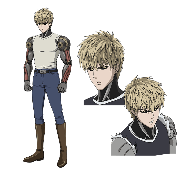 Character Design Background : Onepunch man images genos hd wallpaper and background