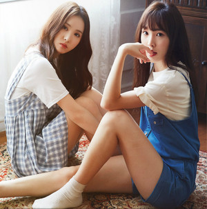 Gfriend for Ize Magazine Vol.15