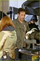 Gillian Anderson and David Duchovny Wrap 'X-Files' Filming! - the-x-files photo