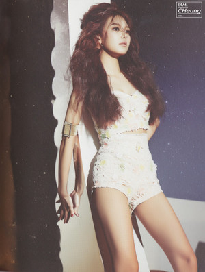 """Girls Generation """"You Think"""" Scans"""