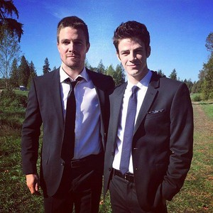 Grant and Stephen