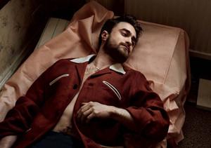 HD: Daniel Radcliffe Photoshoot GQ Style magazine (Fb.com/DanielJacobRadcliffeFanclub)
