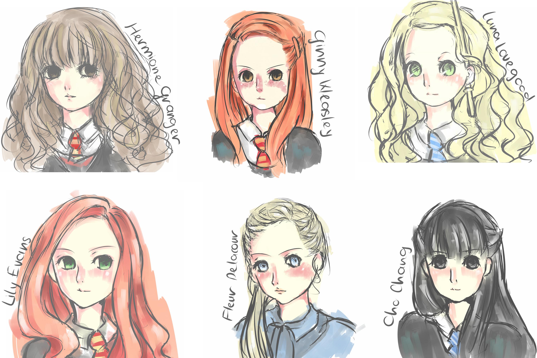 HP : fan Art