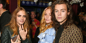 Harry at the pag-ibig Magazine party