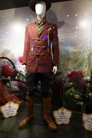 Hatter's Adventure Hero Look (D23 Expo 2015)