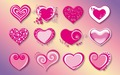 love - Hearts     wallpaper