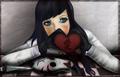 Hinata - hinata-hyuga fan art