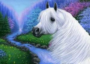 घोड़े