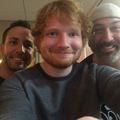 Howie, Ed and Joey :D - ed-sheeran photo