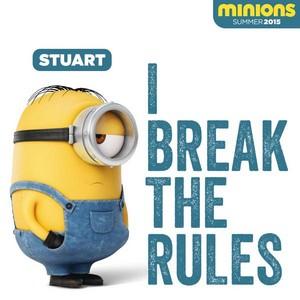 I Break The Rules