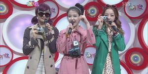 IU, Nicole, Hara - SBS Inkigayo MC Concepts