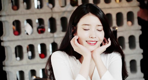 IU for Sony Korea