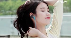 IU(アイユー) for Sony Korea