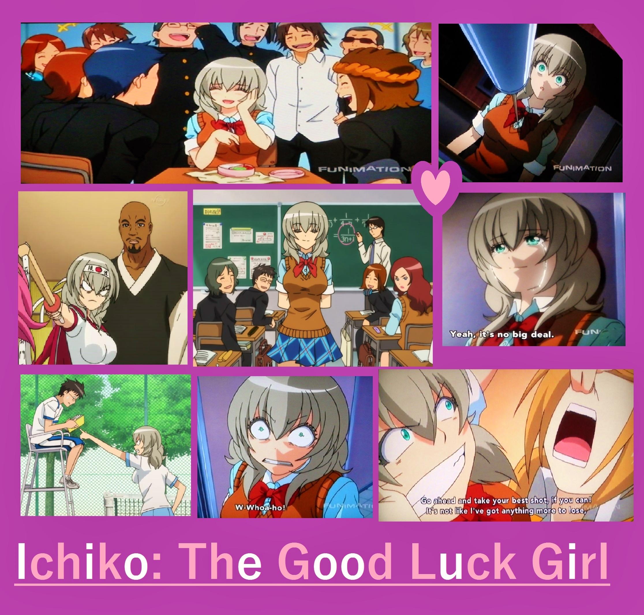 Binbougami ga! images Ichiko The Good Luck Girl HD wallpaper and ...