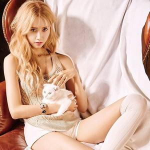 Im Yoona - High Cut Magazine Vol.155