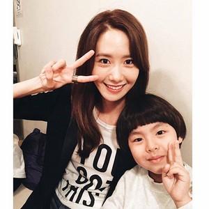 Im Yoona and Jeong Jihoon