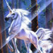 In the woods - unicorns icon