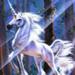 In the woods - unicorns icon