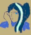 Iwaio scribble - foreign-demon fan art