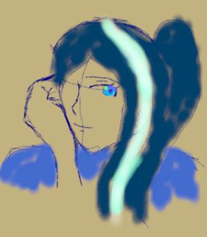 Iwaio scribble