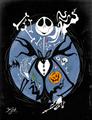 Jack Skellington - tim-burton fan art