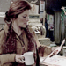 Janeway loves coffee