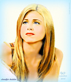 Jennifer Aniston / Rachel  - friends fan art