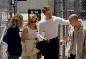 Jennifer Lien as Davina, Beverly D'Angelo as Doris, Edward Norton as Derek, Edward Furlong as Danny