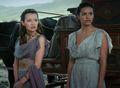 Jessica Lucas as Ariadne in Pompeii