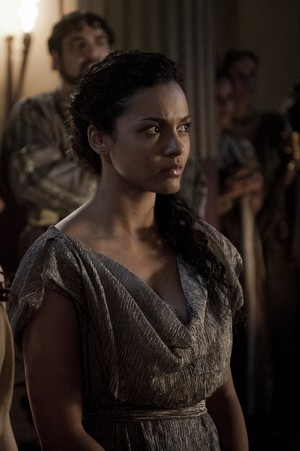 Jessica Lucas as Ariadne in Pompeii