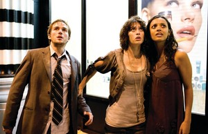Jessica Lucas as Lily Ford in Cloverfield