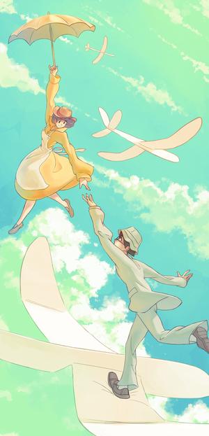 Jiro and Nahoko