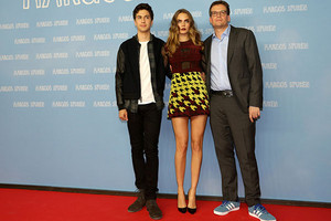 John, Nat and Cara