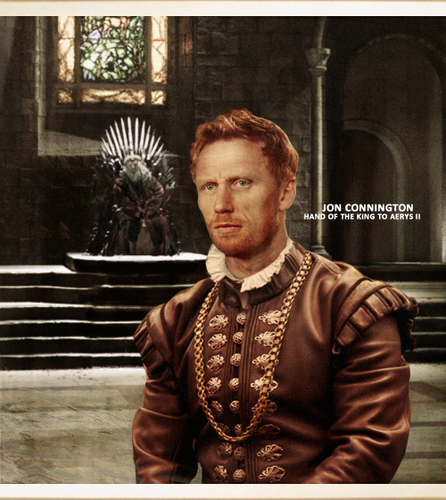 Game of Thrones wallpaper with a surcoat titled Jon Connington