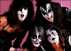 KISS ~Amsterdam, Netherlands…May 23, 1976 (Destroyer tour)