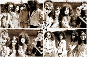 KISS ~Birmingham, Michigan…May 13,1974 (Creem Magazine)