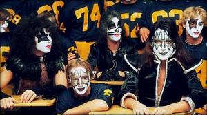 KISS ~Cadillac, Michigan…October 10, 1975 (Cadillac High School)
