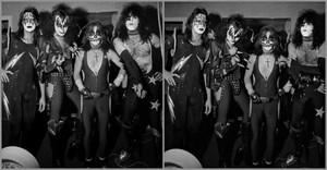 Kiss ~Copenhagen, Denmark…May 29, 1976 (Destroyer tour)