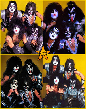 Kiss ~NYC…February 18, 1977 (Madison Square Garden)