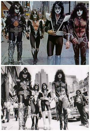 KISS (NYC) June 24, 1976