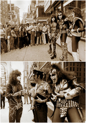 Kiss (NYC)…June 24, 1976