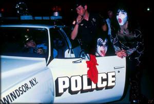 Kiss ~Newburgh, New York…July 2, 1976 (Stewart International Airport-Destroyer Dress Rehearsals)