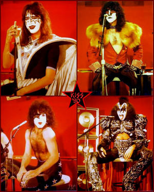 kiss ~Sydney, Australia…November 2, 1980 (Unmasked world tour press conference)